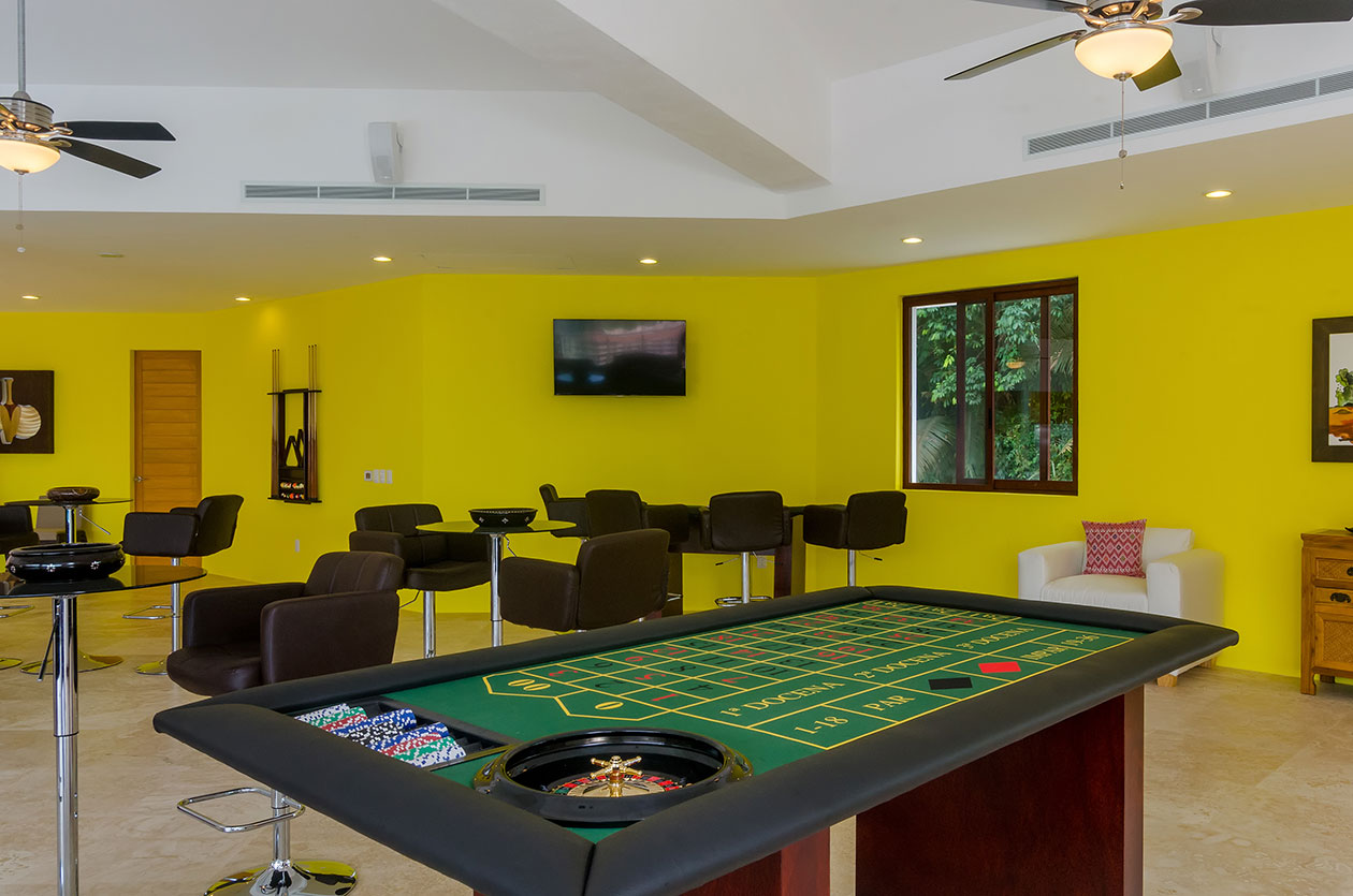 game room 9