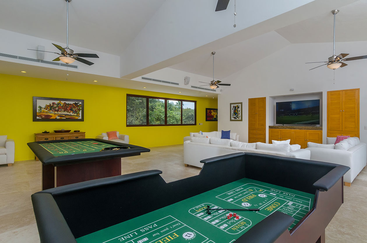 game room 13